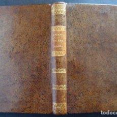 Libros antiguos: GALICIA.'ENSAYO DE UNA FLORA FANEROGAMICA GALLEGA' JOSE PLANELLAS GIRALT. SANTIAGO 1852. Lote 115487547