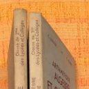 Libros antiguos: (LEBOSSÉ-HÉMERY)-ARITMETICA,ALGEBRA Y GEOMETRIA 2 TOMOS(60€). Lote 115530295