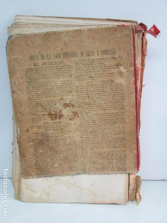 Libros antiguos: MANUAL DE ZOOLOGIA. IGNACIO BOLIVAR Y SALVADOR CALDERON. 1885. VER FOTOGRAFIAS - Foto 28 - 115547079