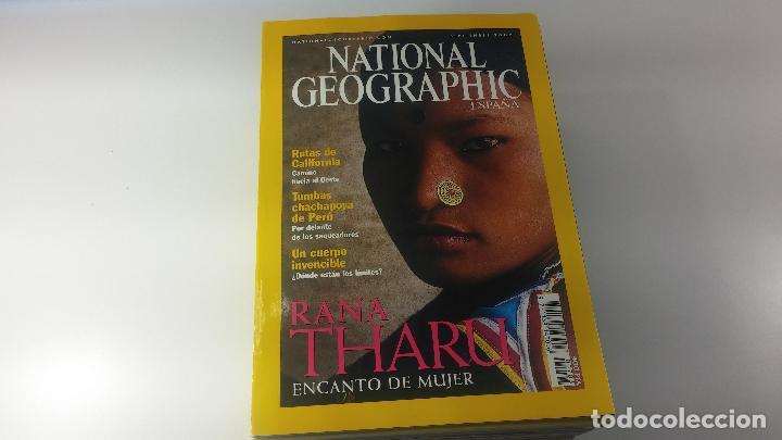Libros antiguos: Lote de 13 revistas National Geografic - Foto 10 - 115613643