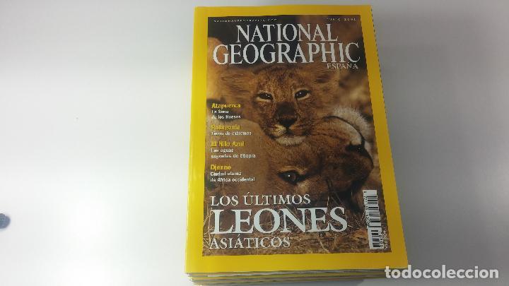 Libros antiguos: Lote de 13 revistas National Geografic - Foto 12 - 115613643