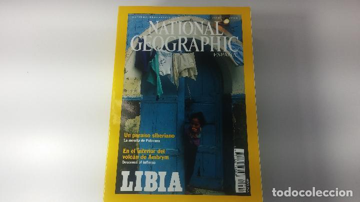 Libros antiguos: Lote de 13 revistas National Geografic - Foto 15 - 115613643