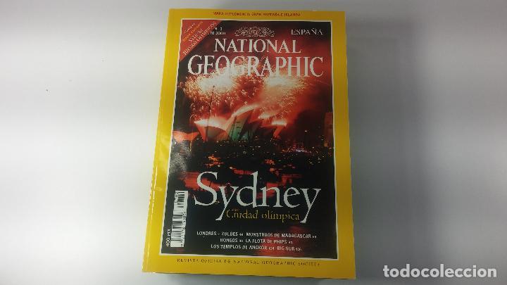 Libros antiguos: Lote de 13 revistas National Geografic - Foto 16 - 115613643