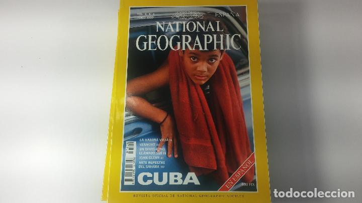 Libros antiguos: Lote de 13 revistas National Geografic - Foto 17 - 115613643