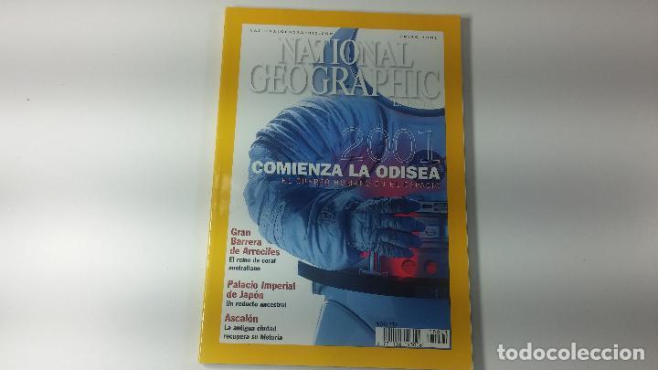 Libros antiguos: Lote de 13 revistas National Geografic - Foto 22 - 115613643