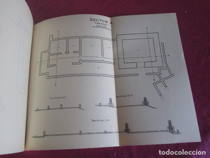 Libros antiguos: LAS MURIAS DE BELOÑO CENERO, GIJON UNA VILLA ROMANA EN ASTURIAS 1957 - Foto 10 - 115683939