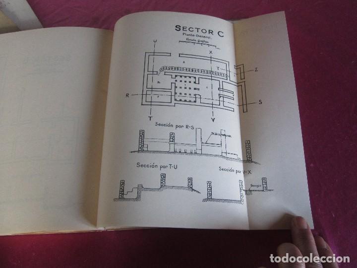Libros antiguos: LAS MURIAS DE BELOÑO CENERO, GIJON UNA VILLA ROMANA EN ASTURIAS 1957 - Foto 11 - 115683939