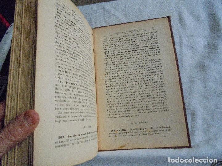Libros antiguos: ELEMENTOS DE AGRICULTURA Y TECNICA AGRICOLA E INDUSTRIAL.-1ª PARTE.MADRID 1908 - Foto 6 - 115754051