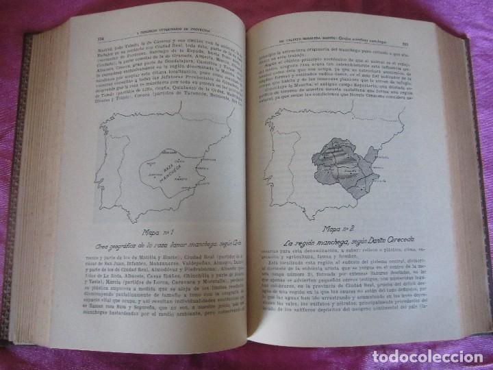 Libros antiguos: PRIMER CONGRESO VETERINARIO DE ZOOTECNIA TOMO 2 - Foto 8 - 115869619