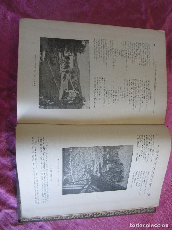 Libros antiguos: PRIMER CONGRESO VETERINARIO DE ZOOTECNIA TOMO 2 - Foto 13 - 115869619