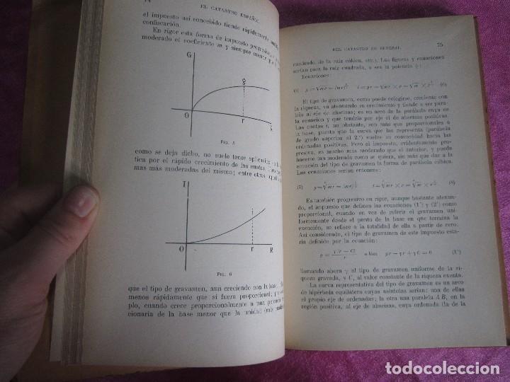 Libros antiguos: EL CATASTRO ESPAÑOL ENRIQUE ALCARAZ MARTINEZ SALVAT EDITORES 1933 PRIMERA EDICION - Foto 5 - 116057959