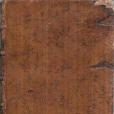 Libros antiguos: HISTOIRE NATURELLE. NOUVELLE EDITION. TOME PREMIER, SECONDE PARTIE. PARIS, 1755. LIBRO EN FRANCES.. Lote 116085375