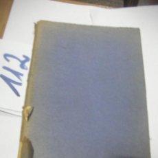 Libros antiguos: ANTIGUO LIBRO DE TEXTO - CIENCIAS NATURALES - BOTANICA. Lote 116130267