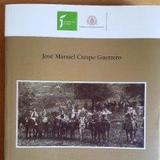 Libros antiguos: LA CAZA MAYOR EN JAÉN ANTES DE LA GUERRA CIVIL ESPAÑOLA. DIPUTACIÓN DE JAÉN. Lote 122168523