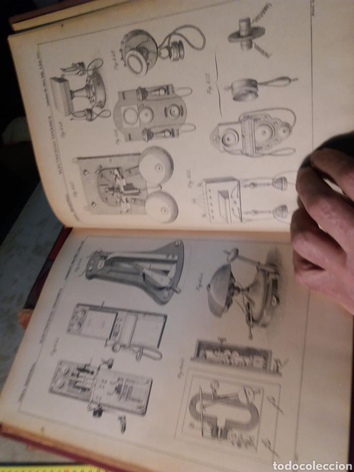 Libros antiguos: Fisica Industrial 1895 completo 3 tomos - Foto 3 - 116171571