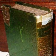 Libros antiguos: DICCIONARIO PRÁCTICO DE ELECTRICIDAD POR T. O'CONOR SLOANE DE ED. BAILLY BAILLIERE EN MADRID 1908. Lote 116276175