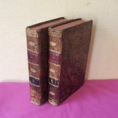 Libros antiguos: DON FRANCISCO ALVAREZ - NUEVOS ELEMENTOS DE QUIMICA APLICADA A LA MEDICINA Y A LAS ARTES - 1838. Lote 116861319