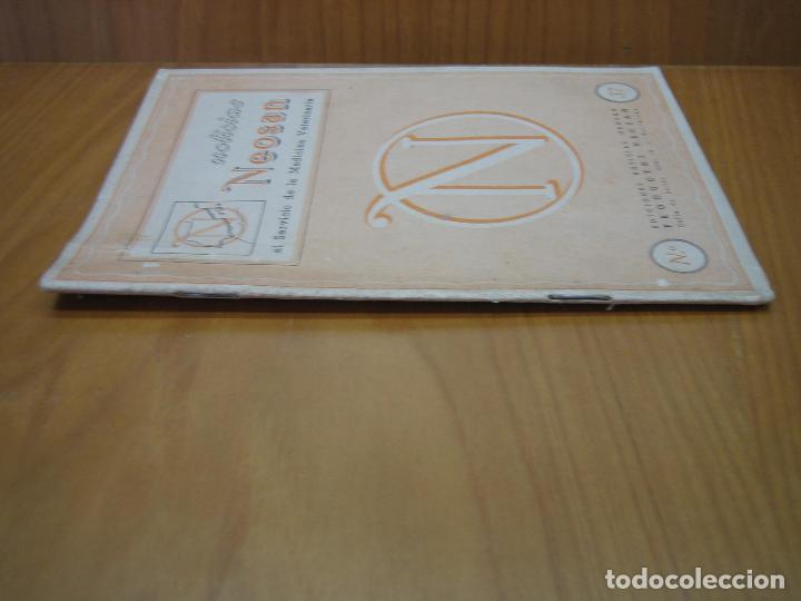 Libros antiguos: Revista veterinaria Noosan - Foto 4 - 117984963
