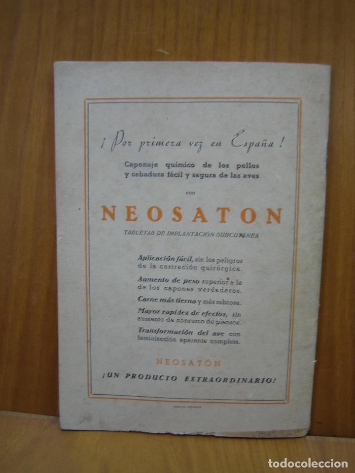 Libros antiguos: Revista veterinaria Noosan - Foto 5 - 117984963