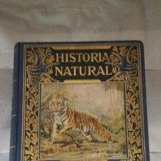 Libros antiguos: HISTORIA NATURAL - EDITORIAL SOPENA. Lote 118478631