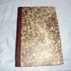 Libros antiguos: ELEMENTOS DE MATEMATICAS.JOAQUIN MARUIA FERNANDEZ Y CARDIN .ALGEBRA.MADRID 1900.16ª EDICION. Lote 118642683