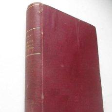 Libros antiguos: SIMÓN VILA VENDRELL, TRATADO TEÓRICO-EXPERIMENTAL DE QUÍMICA GENERAL Y DESCRIPTIVA-1919-LIBRERÍA DE-. Lote 119462011