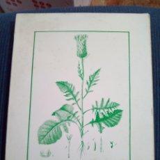 Libros antiguos: LIBRO PLANTAS VALENCIANAS POR ANTONIO JOSE CAVANILLES. Lote 120028646