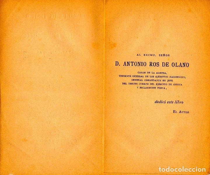 Libros antiguos: DIARIO DE UN TESTIGO DE LA GUERRA DE ÁFRICA. PEDRO ANTONIO DE ALARCÓN (VOLUNTARIO EN LA CAMPAÑA). - Foto 3 - 120074011