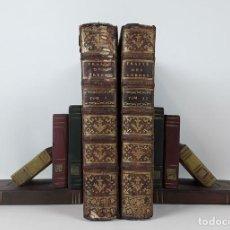 Libros antiguos: TRAITÉ DES ARBRES ET ARBUSTES. M. DUHAMEL DU MONCEAU. 2 TOMOS. PARIS. 1755.. Lote 120180775