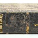 Libros antiguos: TRATADO DE HISTORIA NATURAL. TOMO 1. FELIZ GILA Y FIDALGO. ZARAGOZA. 1899.. Lote 121027239