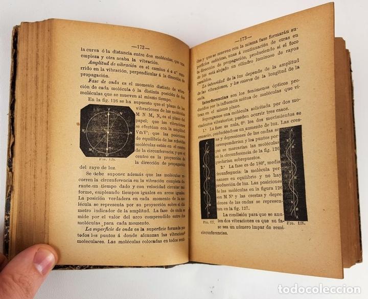 Libros antiguos: TRATADO DE HISTORIA NATURAL. TOMO 1. FELIZ GILA Y FIDALGO. ZARAGOZA. 1899. - Foto 4 - 121027239
