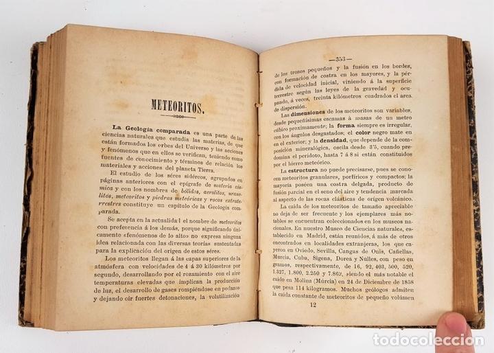 Libros antiguos: TRATADO DE HISTORIA NATURAL. TOMO 1. FELIZ GILA Y FIDALGO. ZARAGOZA. 1899. - Foto 5 - 121027239