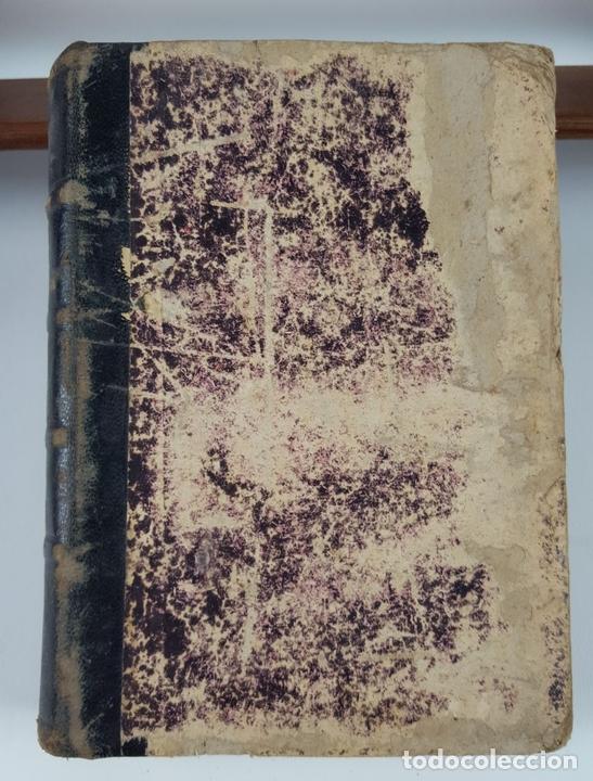 Libros antiguos: TRATADO DE HISTORIA NATURAL. TOMO 1. FELIZ GILA Y FIDALGO. ZARAGOZA. 1899. - Foto 7 - 121027239
