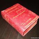 Libros antiguos: MANUAL PRÁCTICO DEL INSTALADOR ELÉCTRICO. LAFFARGUE & JUMAU. ORIGINAL DE 1910.. Lote 121266407