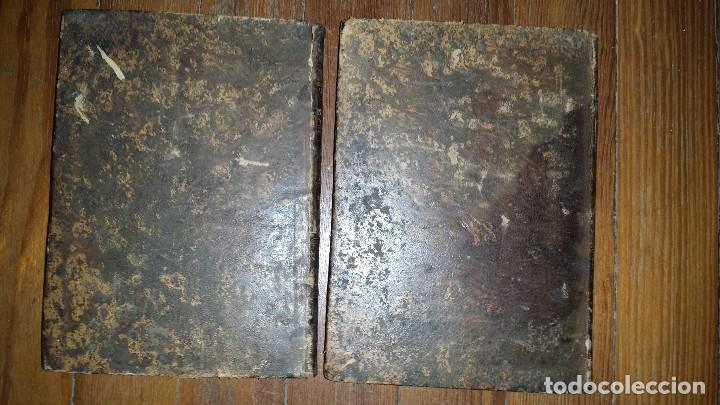 Libros antiguos: Aritmética Universal Pura Testamentária Eclesiástica y Comercial. Diego Narciso. 1818. Tomos I y II - Foto 7 - 121348563