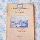 Libros antiguos: 1935 NUEVO OBSERVATORIO SAN MIGUEL BUENOS AIRES. Lote 121517131