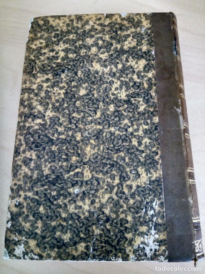 Libros antiguos: Anales de la sociedad española de historia natural. Tomo III. - Foto 6 - 121738835