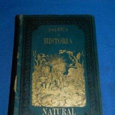 Libros antiguos: (MF) GARCIA - RAMON - GALERIA DE HISTORIA NATURAL SACADA DE LAS OBRAS COMPLETAS DE BUFFON , 1885. Lote 121958363