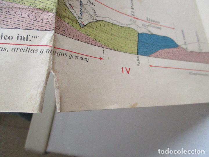 Libros antiguos: INSTITUTO GEOLÓGICO Y MINERO DE ESPAÑA-MAPA GEOLÓGICO MEMORIA EXPLICATIVA DE LA HOJA Nº 433-ATIENZA- - Foto 7 - 122000743
