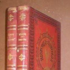 Libros antiguos: DR. A. E. BREHM: AVES. (LA CREACIÓN - HISTORIA NATURAL) 2 VOLS. 1880-1881. Lote 122079995
