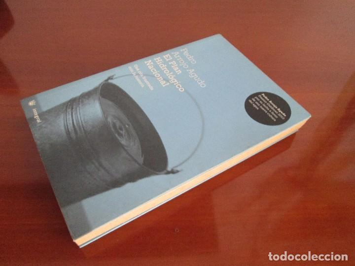 Libros antiguos: EL PLAN HIDROLOGICO NACIONAL = UNA CITA FRUSTADA CON LA HISTORIA - Foto 2 - 122104547