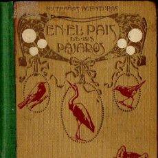 Libros antiguos: KEARTON : EXTRAÑAS AVENTURAS EN EL PAÍS DE LOS PÁJAROS (ARALUCE, C. 1920) . Lote 122221731