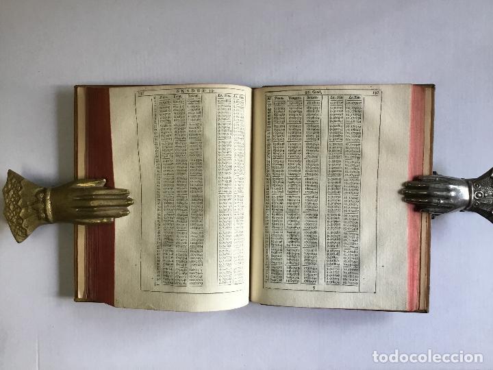 Alte Bücher: TRIGONOMETRIA: HOC EST, MODUS COMPUTANDI TRIANGULORUM Latera & Angulos, ex Canone Mathematico tradit - Foto 12 - 109022611