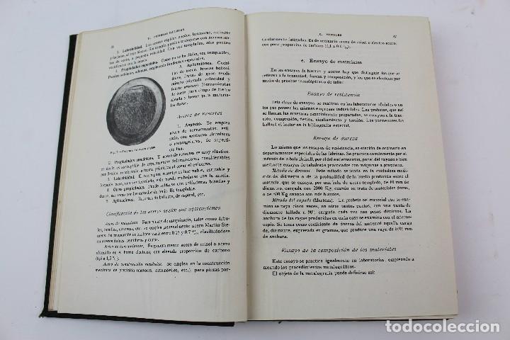 Libros antiguos: L- 4863. CONSTRUCCION DE MAQUINAS. D.W. STEINBRINGS. GUSTAVO GILI, AÑO 1951. - Foto 3 - 125412899