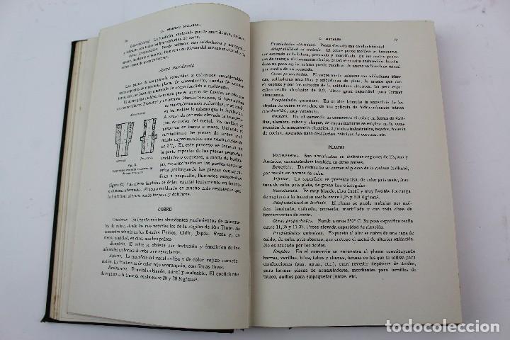 Libros antiguos: L- 4863. CONSTRUCCION DE MAQUINAS. D.W. STEINBRINGS. GUSTAVO GILI, AÑO 1951. - Foto 4 - 125412899