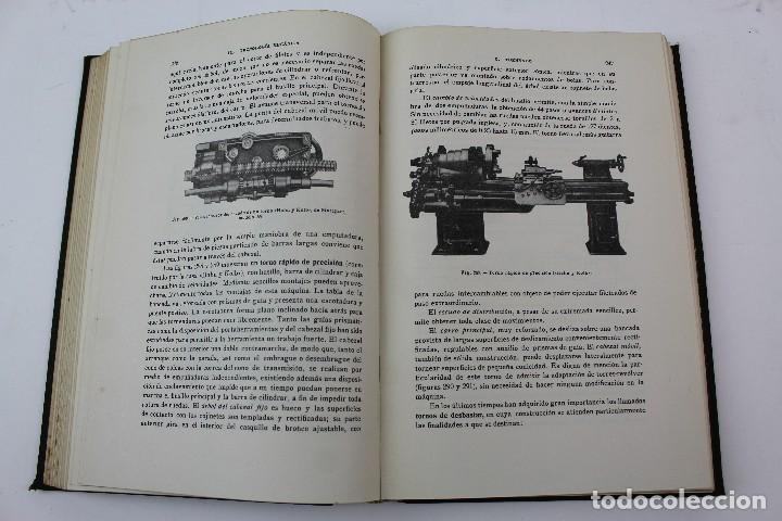 Libros antiguos: L- 4863. CONSTRUCCION DE MAQUINAS. D.W. STEINBRINGS. GUSTAVO GILI, AÑO 1951. - Foto 5 - 125412899