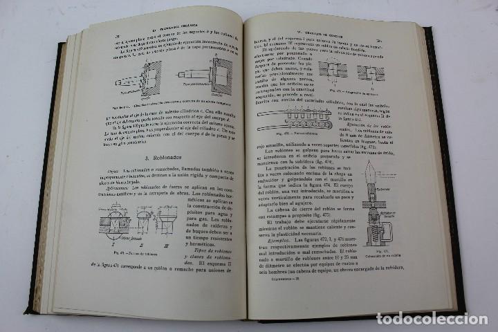 Libros antiguos: L- 4863. CONSTRUCCION DE MAQUINAS. D.W. STEINBRINGS. GUSTAVO GILI, AÑO 1951. - Foto 6 - 125412899