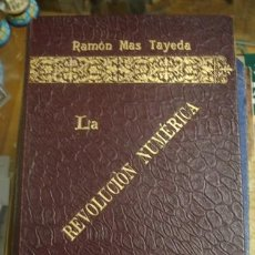 Libros antiguos: REVOLUCIÓN NUMÉRICA POR D. RAMÓN MAS TAYEDA 2ª ED. - PORTAL DEL COL·LECCIONISTA*****. Lote 125920659