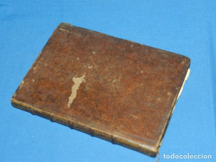 Alte Bücher: (MF) MIGUEL BARNADES - PRINCIPIOS DE BOTANICA SACADOS DE LOS MEJORES ESCRITORES, 1767 MADRID - Foto 6 - 125952059