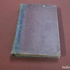 Libros antiguos: PROLEGÓMENOS DE ZOOLOGIA . BOTÁNICA , MAPA - ODON DE BUEN 1897 - AZBM. Lote 126048831